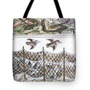 Aztec Fishermen Tote Bag