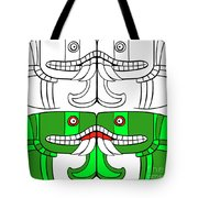 Aztec Goddess Of Earth  Tote Bag