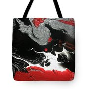 Aztec Warriors Tote Bag