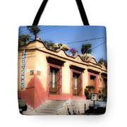 Azucenas Hotel Tote Bag