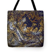 Azul Diablo's Escape Tote Bag