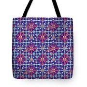 Azulejos Magic Pattern - 07 Tote Bag