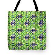 Azulejos Magic Pattern - 08 Tote Bag