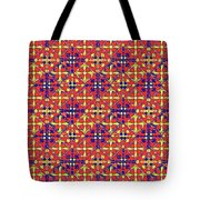 Azulejos Magic Pattern - 10 Tote Bag