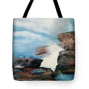 Azure Window - After Tote Bag