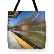 Azusa Downtown Metro Station Tote Bag