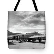 B-17  Black  Tote Bag