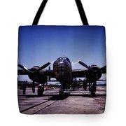 B-25 Bombers Tote Bag