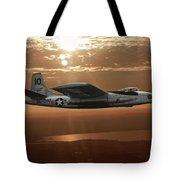 B-45c Tornado Tote Bag