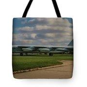B-52 City Of Riverside Tote Bag