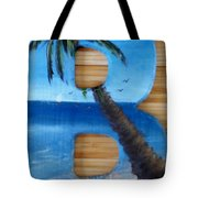 B For Brooke Tote Bag