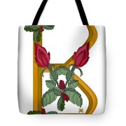 B Is For Beauty Tote Bag