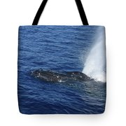 B L O W Tote Bag