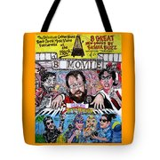 B Movie Tote Bag