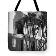 B S Post Modern..... Tote Bag