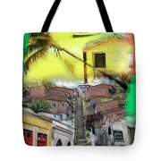 Recife Colors Tote Bag