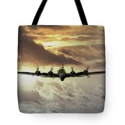B17 Dawn Tote Bag