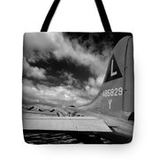 B17 Tail Tote Bag
