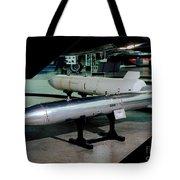 B61 Nuclear Bomb Usaf Tote Bag