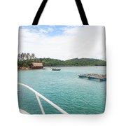 Ba Lua Archipelago Tote Bag