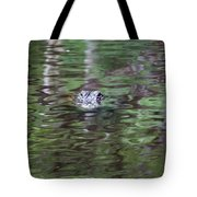 Babcock Wilderness Ranch - Alligator Lake - Heads Up Tote Bag
