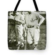 Babe Ruth All Stars Tote Bag