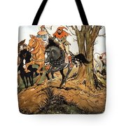 Babes In The Wood Tote Bag