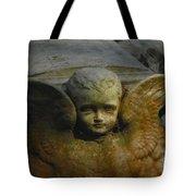 Baby Angel Tote Bag