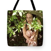 Baby Animal Tote Bag