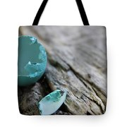 Baby Blue 3 Tote Bag
