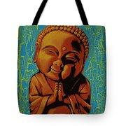 Baby Buddha Tote Bag