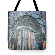 Baby Crow11 Tote Bag