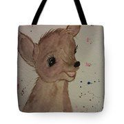 Baby Tote Bag by Ginny Youngblood