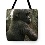 Baby Gorilla2 Tote Bag