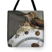 Baby Hummers 2 Tote Bag