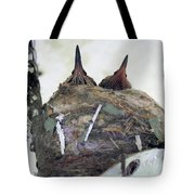 Baby Hummers 4 Tote Bag