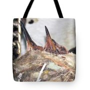 Baby Hummers 6 Tote Bag