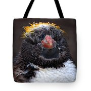 Baby Penguin Tote Bag