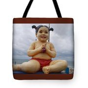 Baby Picture Tote Bag