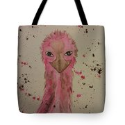 Baby Pink Tote Bag by Ginny Youngblood
