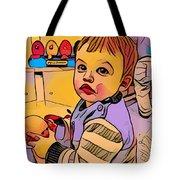 Baby Play Tote Bag