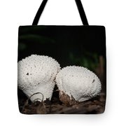 Baby Puffballs Tote Bag