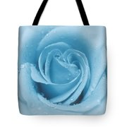 Baby Soft - Blue Tote Bag