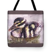 Baby Whister Tote Bag