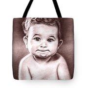 Babyface Tote Bag