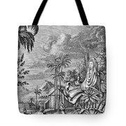 Babylon: Sun Worship Tote Bag