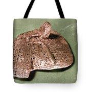 Babylonian Cuneiform Tote Bag