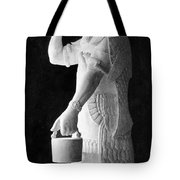 Babylonian God Of Healing, 5000 Bc Tote Bag