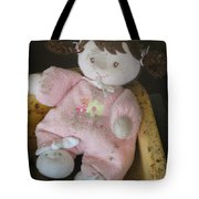 Baby's First Doll Tote Bag