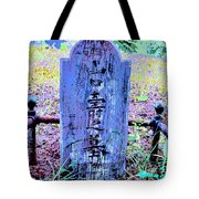 Baby's Grave Tote Bag